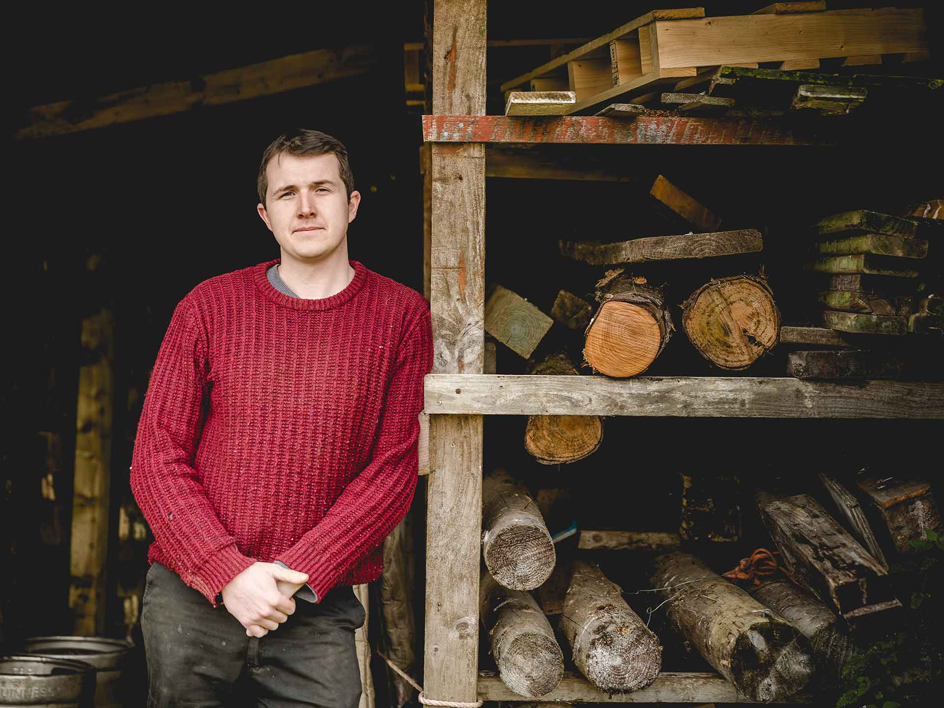 New Identity for Donegal Artist