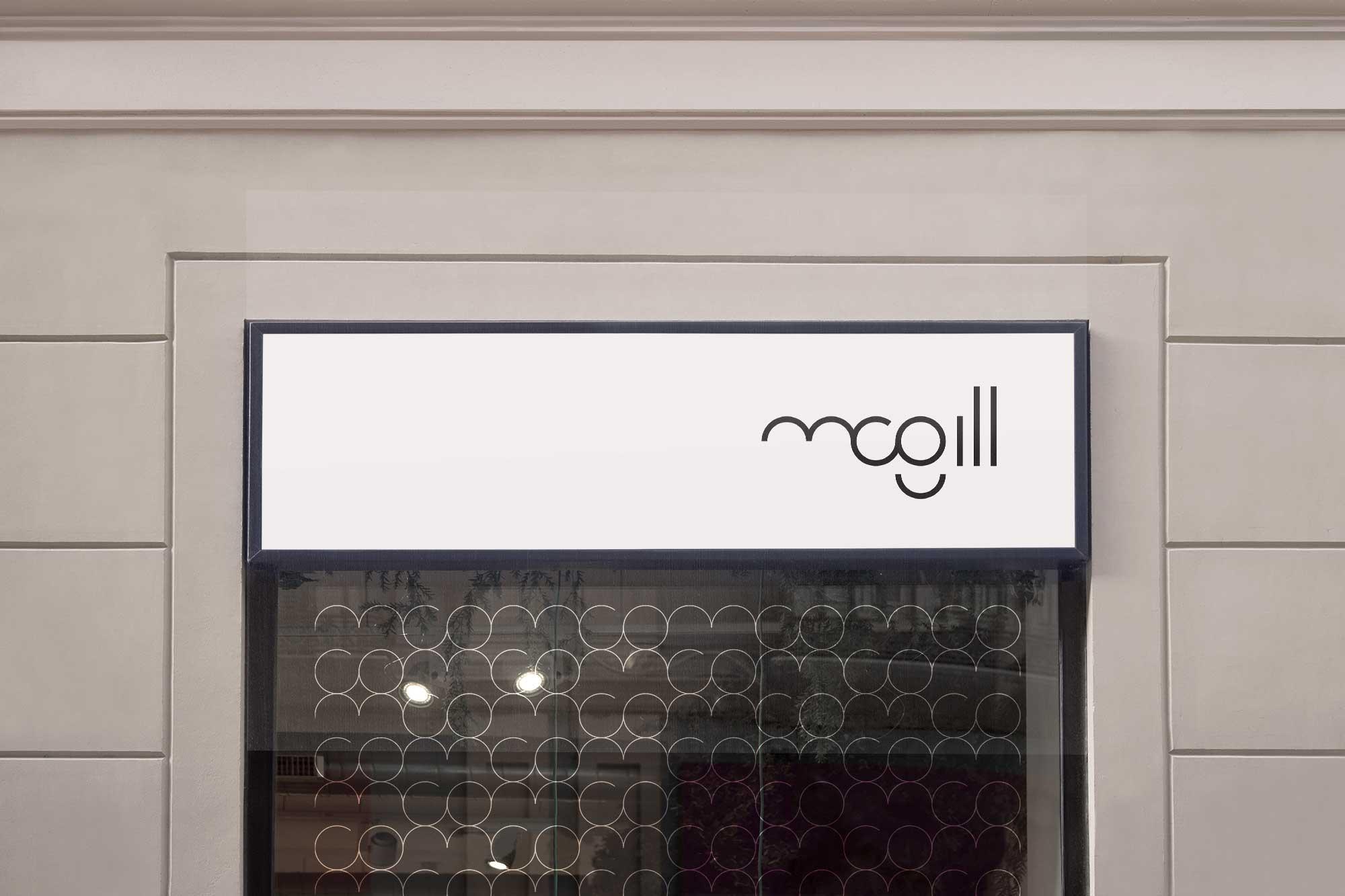 McGill - Marquetry Artist Branding