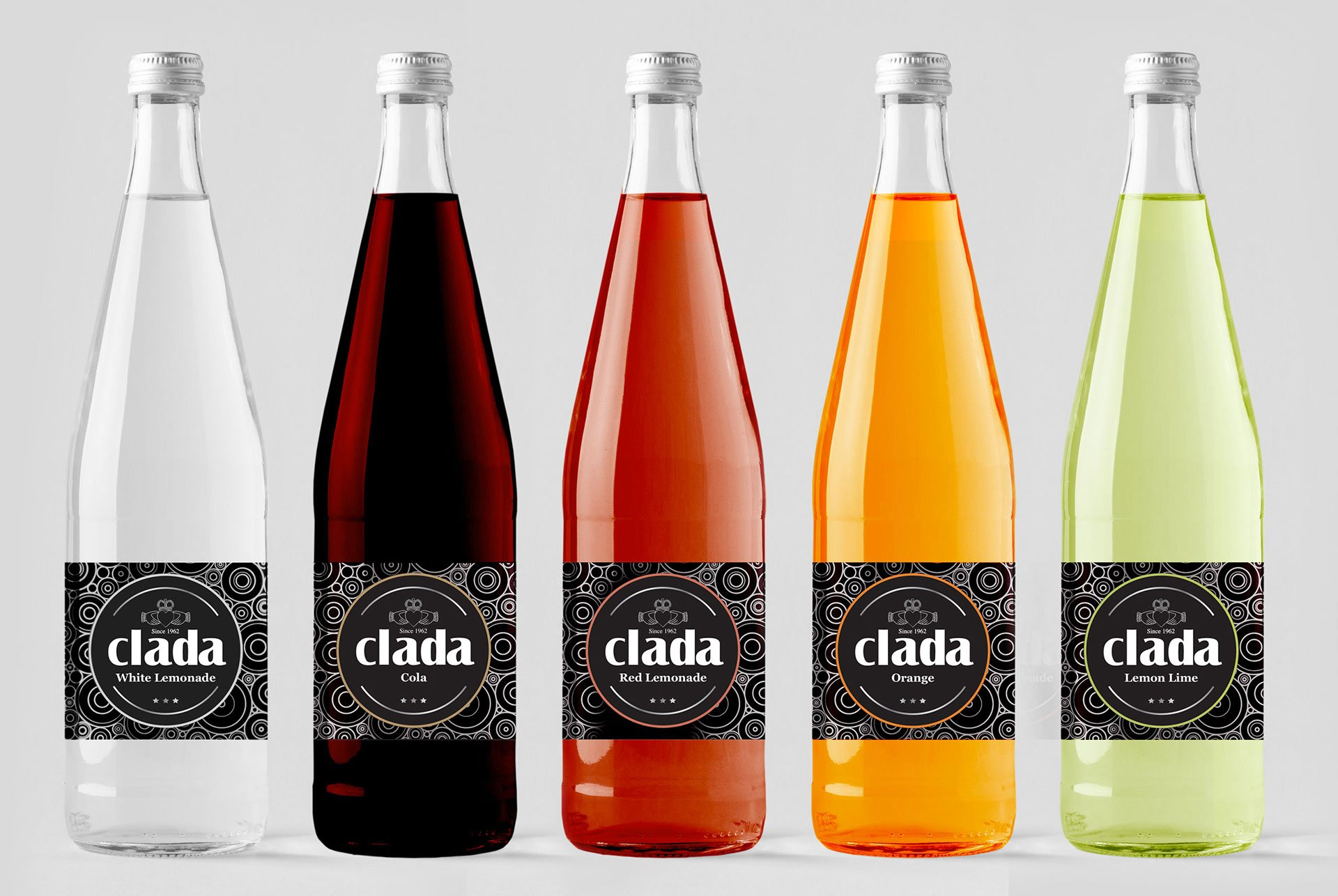 Drinks Packaging Label Brand Design