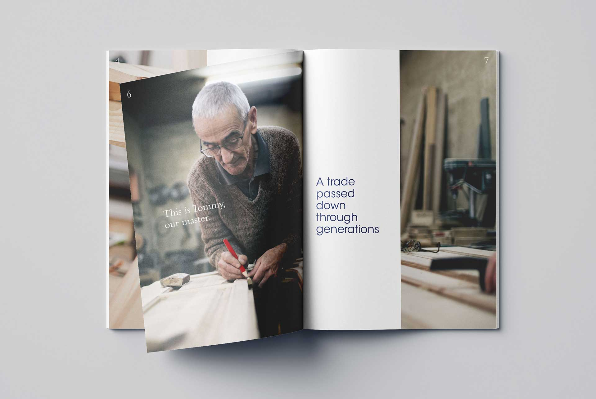 Branding for kitchen manufacturers