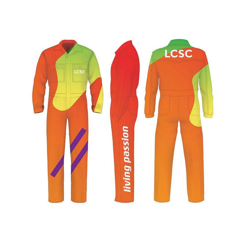 LCSC - Motorsport Track Branding
