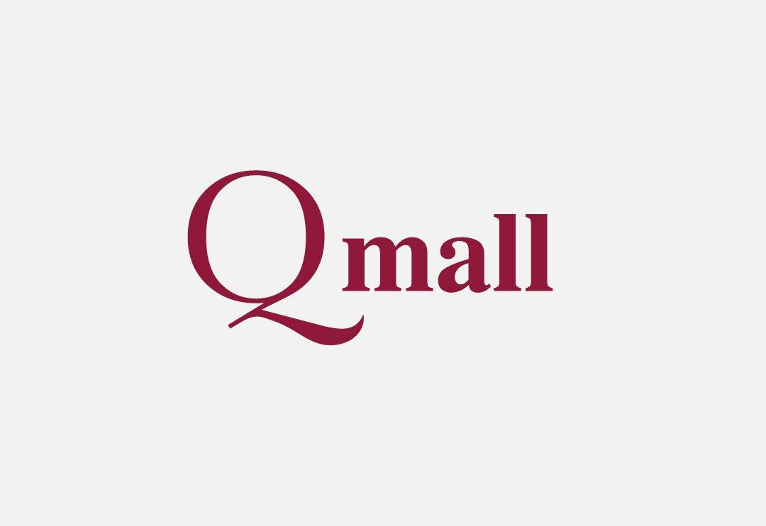 Qmall - Shopping Mall Branding