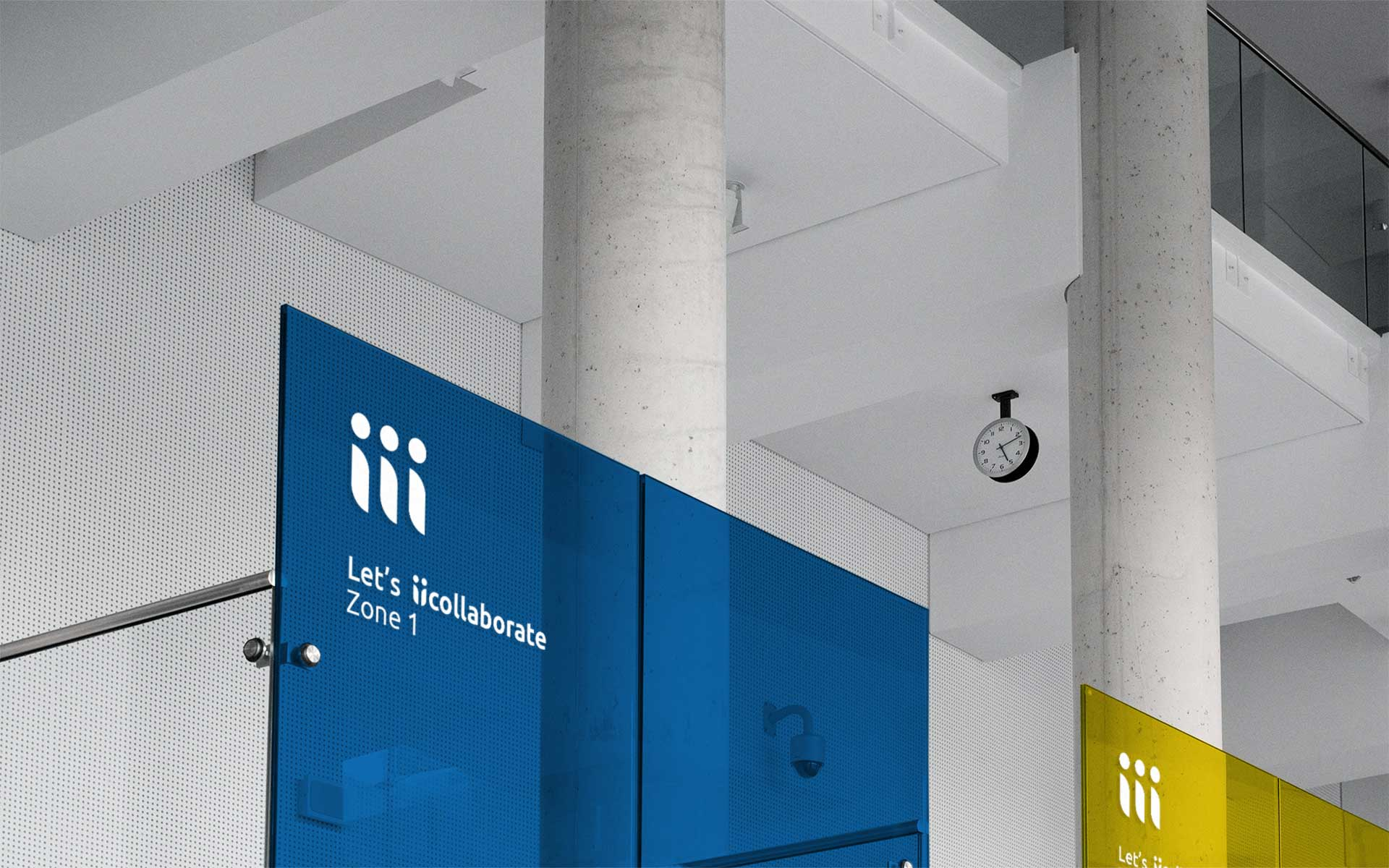 ii inishowen innovation digital collaborative working space branding